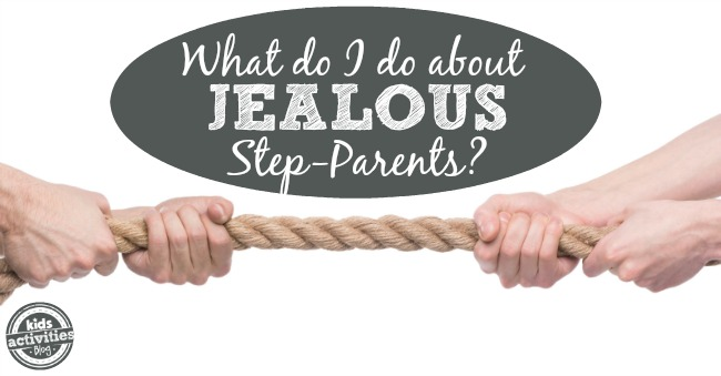 How To Deal With Step Parent Jealousy