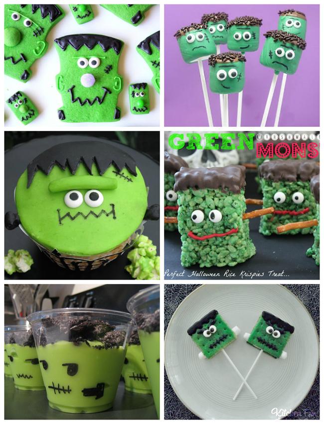 25 Frankenstein Crafts & Recipes for Kids