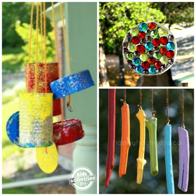 Outdoor ornaments to make with kids kids activities blog for Outdoor house ornaments