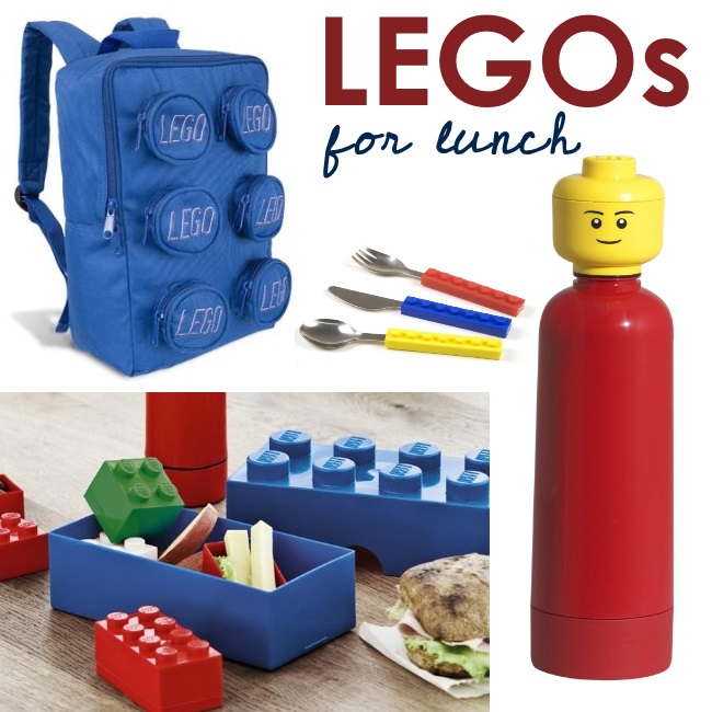 lego lunch products