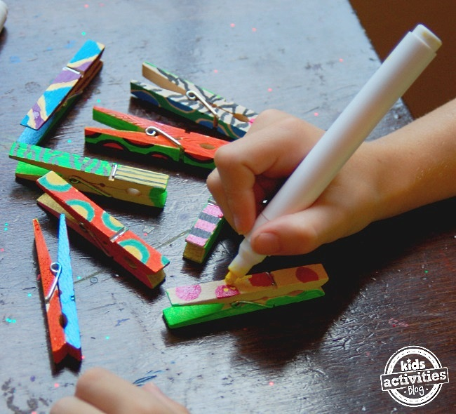 locker clips a craft for middleschool kids