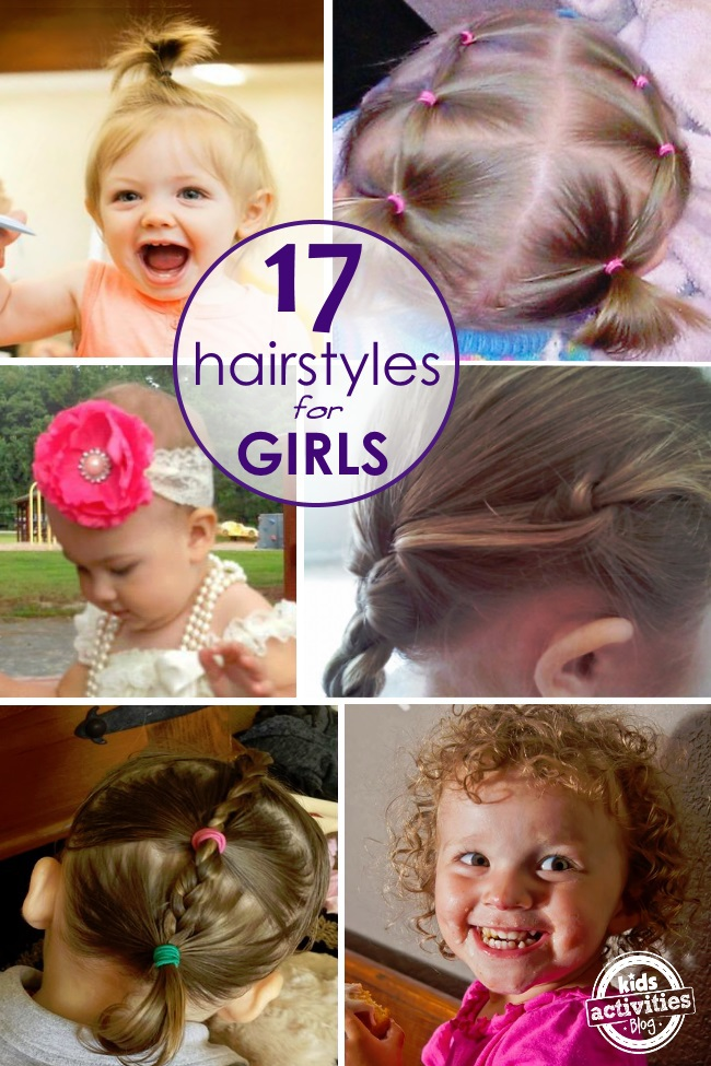 lots of hair ideas for little girls