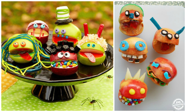 20 Monster Snacks & Recipes for Kids