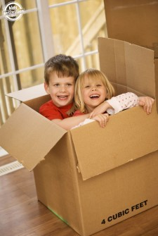 Moving with kids? A few tips to make it easier