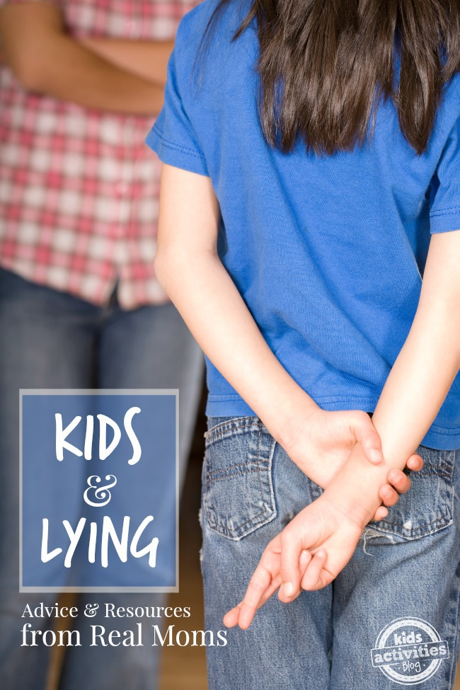 stop kids from lying