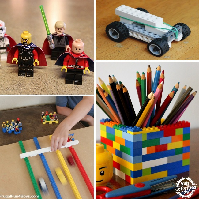 Legos 75 ideas tips and hacks for Easy things to build