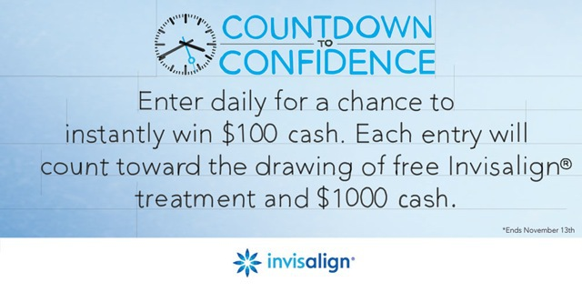win invisalign treatment