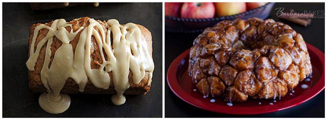 fresh apple recipes