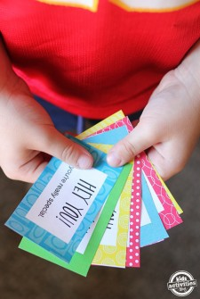 Smile It Forward Kindness Activities For Kids With Free Printables