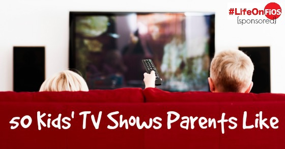 50 Tv Shows For Kids Recommended By Parents