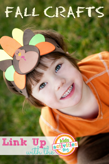 Fall Crafts for Kids - Share yours!