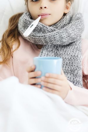 At Home Cold and Flu Remedies
