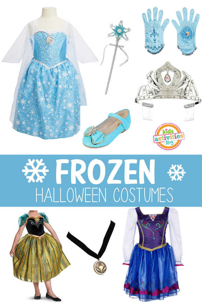 Frozen-Costumes