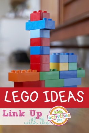 Share Your Favorite Lego Ideas!