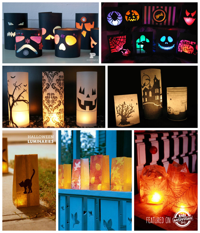 30 Halloween Luminaries to Light Up the Night