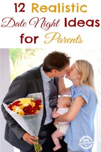 Realistic date night ideas for parents