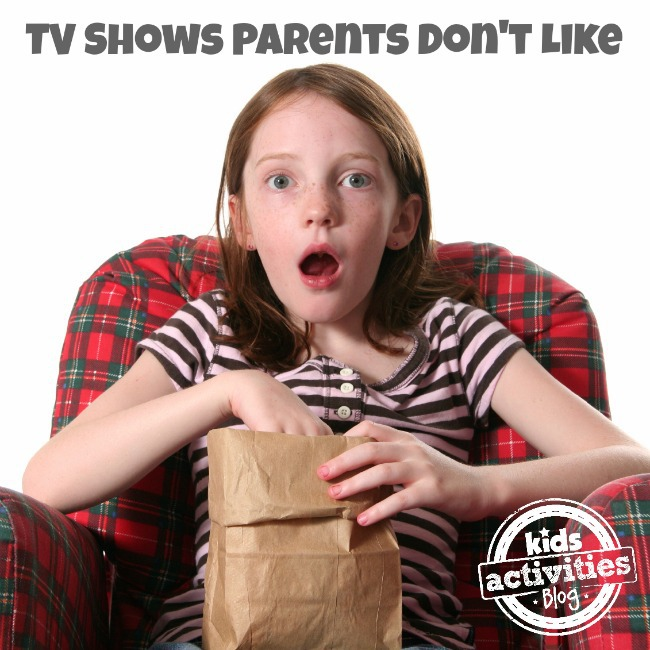 TV Shows Parents Do Not Like