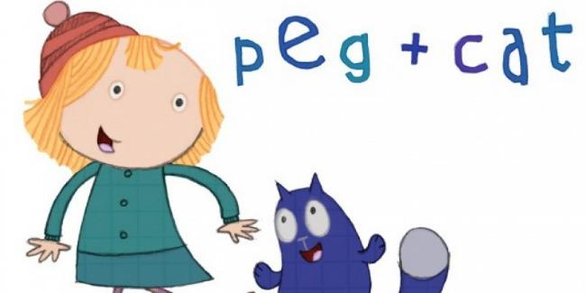 TV Shows for Kids - Peg plus Cat