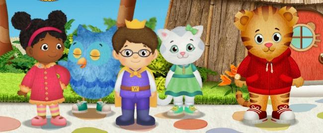 TV for kids - Daniel Tigers Neighborhood