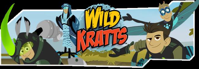 TV for kids - Wild Kratts