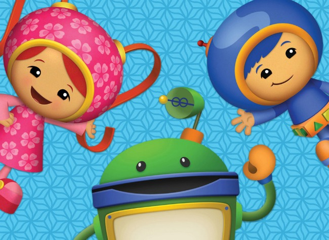 TV shows for kids - Team Umizoomi