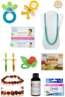 Our Top 10 Baby Teething Products