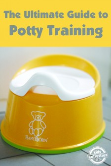 Ultimate Guide To Potty Training