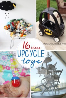Recycle Old Toys into Something Cool!