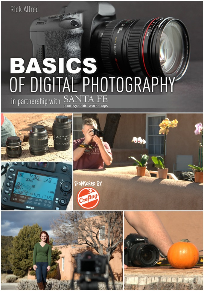basics of digital photography class from craftsy