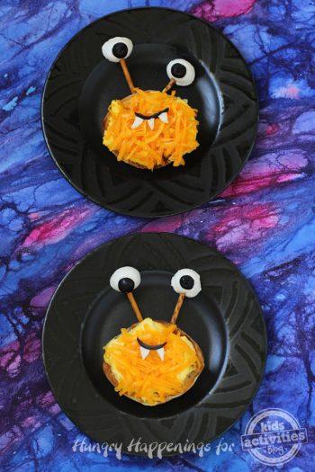 Breakfast Sandwich Monster