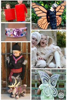 Choosing a child's Halloween costume can be daunting, especially with all the costume choices these days! Whether you buy one from the store or you would like to make your own Halloween costume, there are a lot of options out there. So how do you help your child choose what to be?