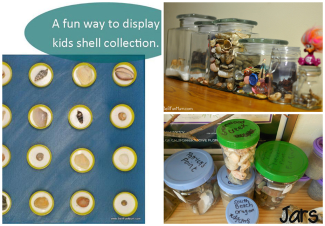 Great Ideas for Containing Your Kids' Collections