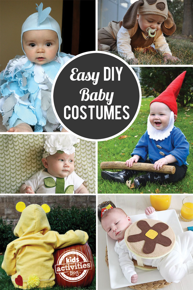 Diy Baby Boy Halloween Costumes.Easy Homemade Halloween Costumes For Baby