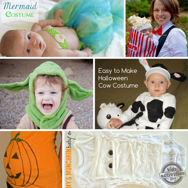easy baby costumes