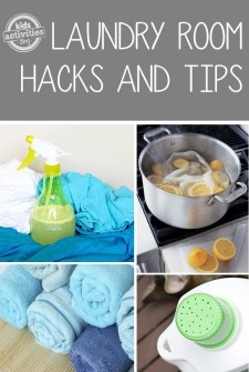 25 laundry room hacks