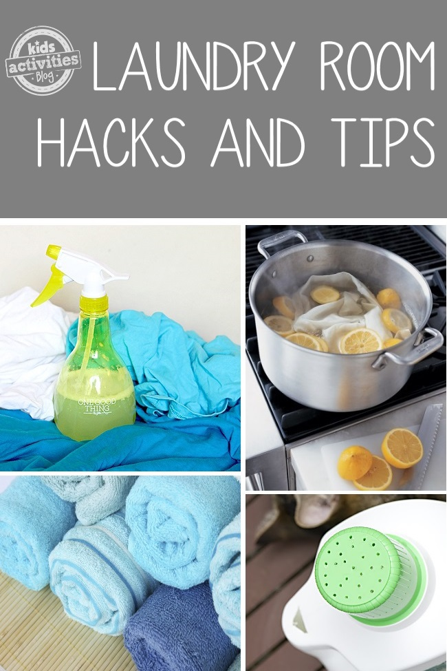 Laundry Hacks For Busy Moms Kids Activities Blog