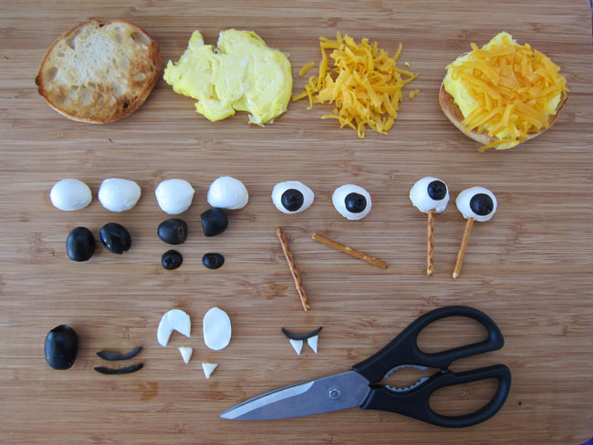 Fun Halloween Breakfast for Kids