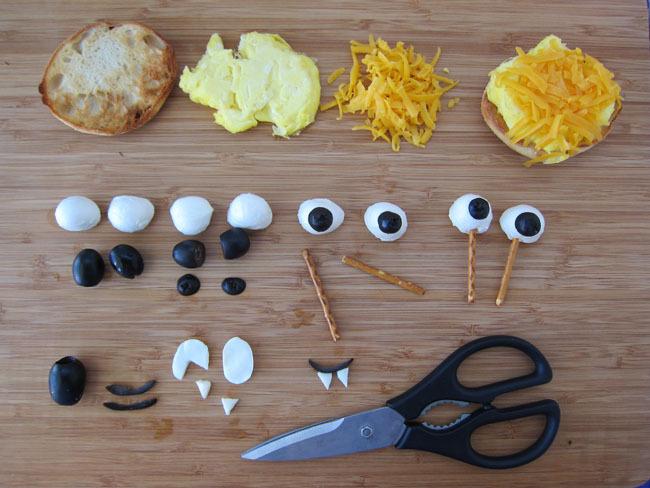 Fun Halloween Breakfast for Kids
