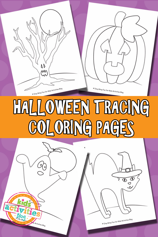 tracing coloring pages - photo#11