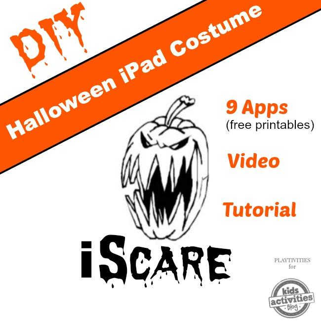 ipad costume Iscare