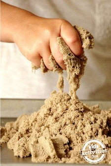 12 Kinetic Sand Play Ideas