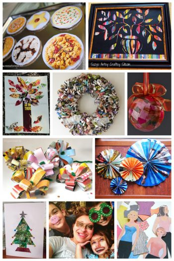 14 Ways to Recycle Old Magazines Into New Crafts