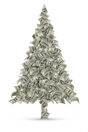 money for christmas