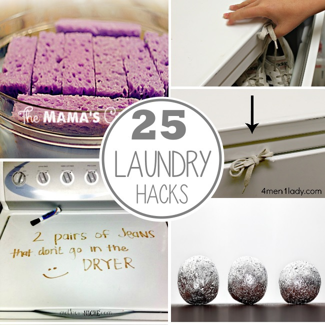 more hacks to make laundry super easy and efficient