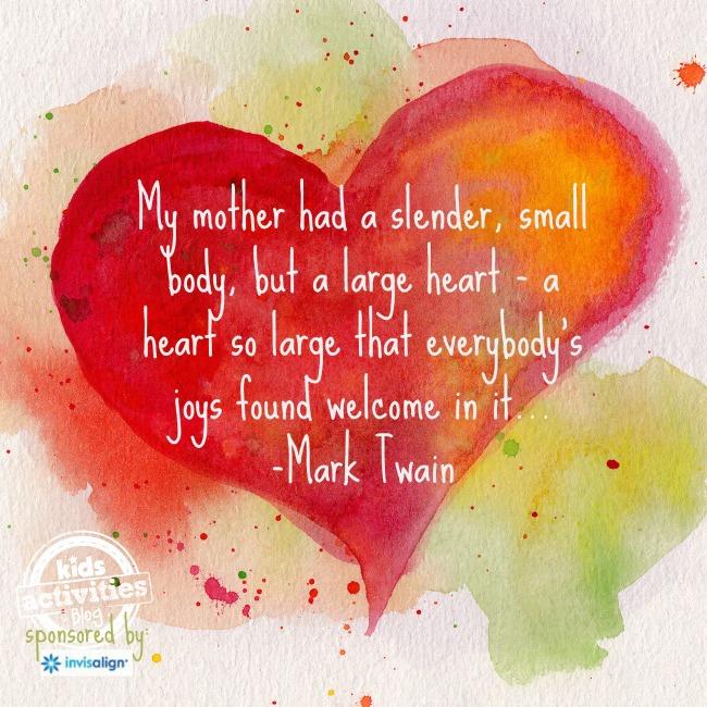motherhood quotes - mark twain