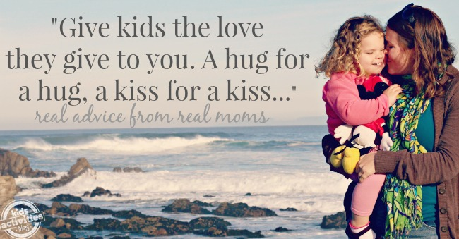 Parenting quotes from real moms