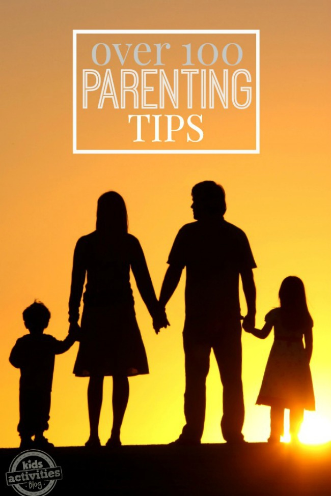 I love this list of parenting advice from real parents - pinning this for later!!
