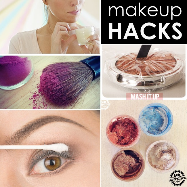 16 Beauty and makeup hacks that you will wonder how you survived with out them