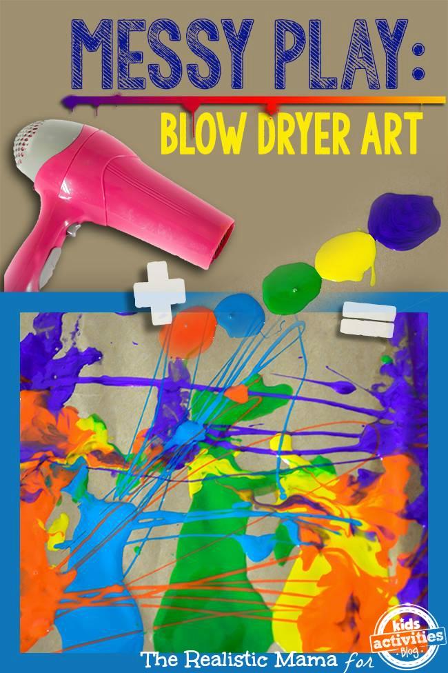 Blow Dryer Art