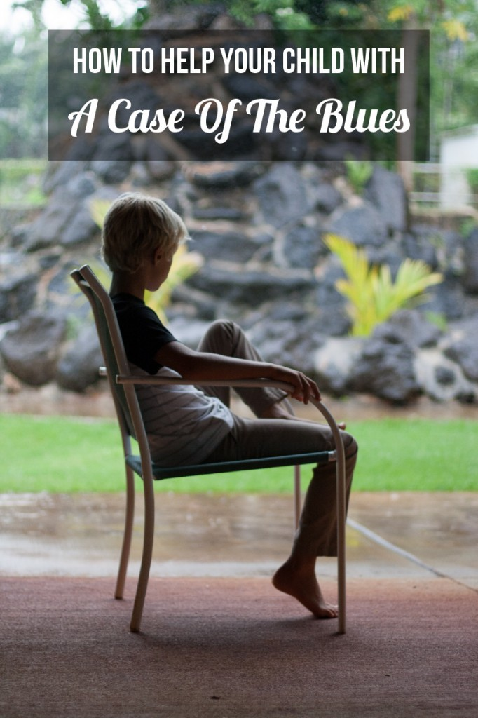 Helping Your Child Overcome a Case of the Blues